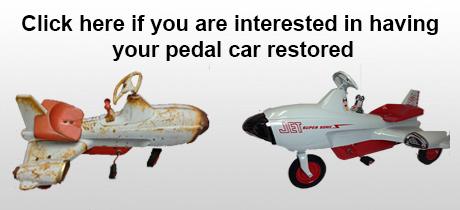 Pedal Car Restorations